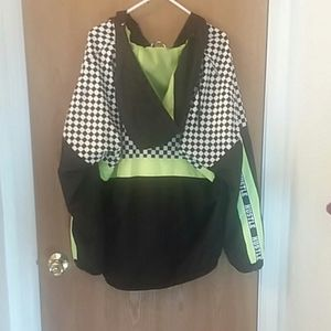 windbreakerJacket (Rue 21)